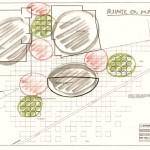 Analyse tekening - Ruimte en Massa