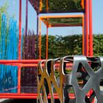 Oneindige spiegeling -Appeltern- 2011-