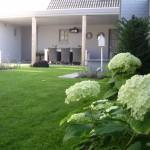 hortensia overkapping loungetuin rivius tuinontwerp