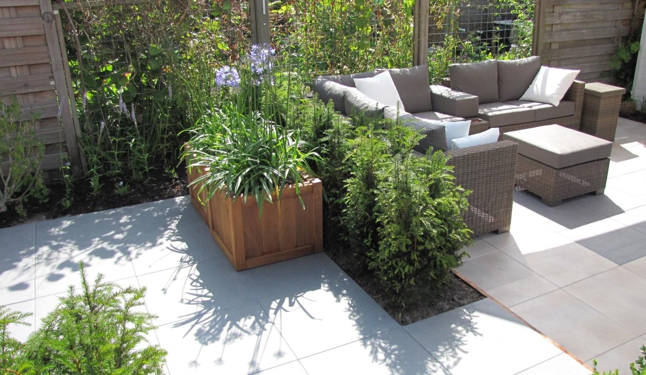 Lounge tuinen - Rivius