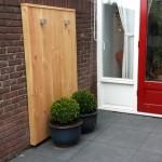 patio rivius tegels tuinontwerp verlichting