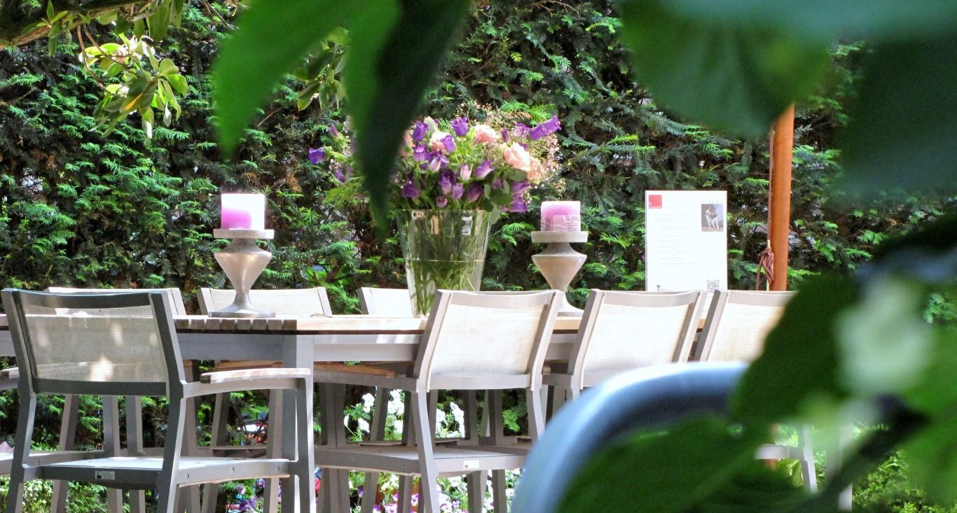 Tuinhuis van larixhout beste inspiratie kamers design en meubels - Massief idee van tuin ...