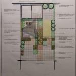 Tuinontwerp Loungetuin 190 m2