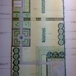 Tuinontwerp Moderne vormgeving met klassieke trekjes 1800 m2