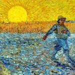 De Zaaier -van Gogh-