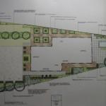Tuinontwerp van landelijke moderne klassieke tuin 650 m2