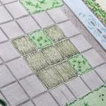 ontwerp tuin vijver rivius
