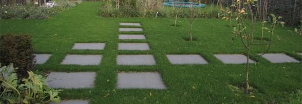 Aanleg en onderhoud van tuinen